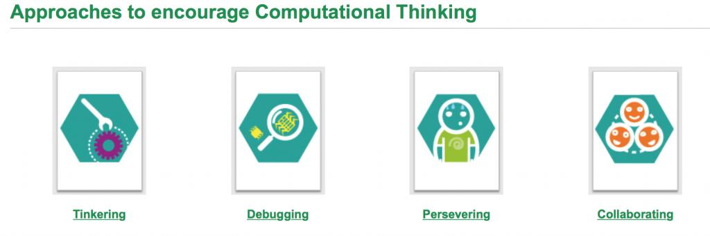 Comp thinking